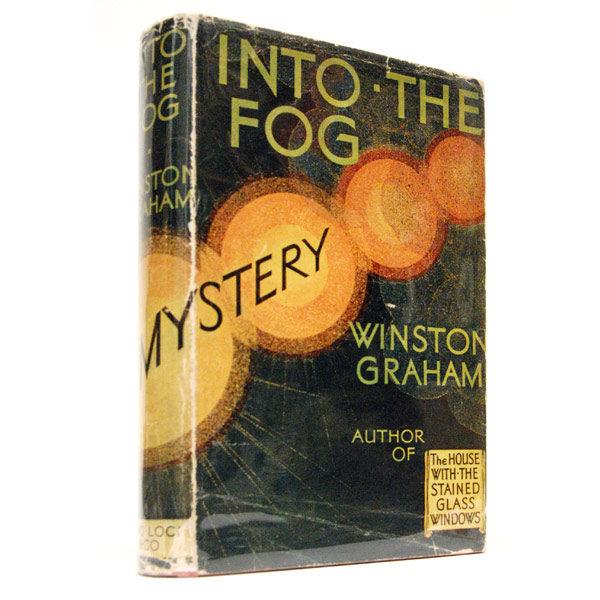 Winston Graham, Into the Fog, dust-jacket
