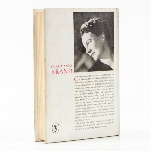 Brand (Christianna) Cat and Mouse first edition
