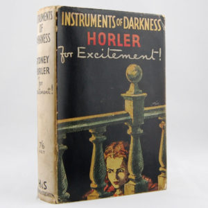 Horler (Sydney) Instruments of Darkness First Edition