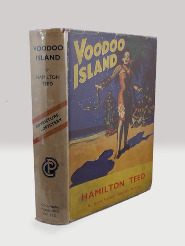 Hamilton Teed, Voodoo Island, first edition
