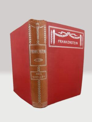 Mary Shelley, Frankenstein, rare ediition