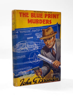 Brandon, The Blue-Print Murders