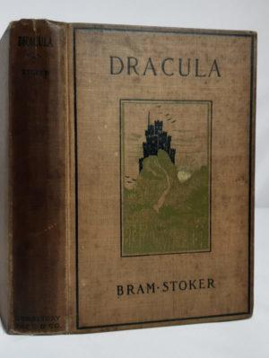 Bram Stoker, Dracula US edition
