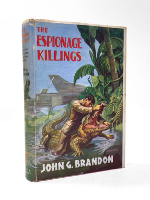Brandon, The Espionage Killings