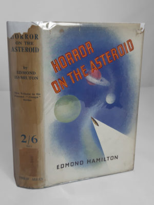 Horror on the Asteroid