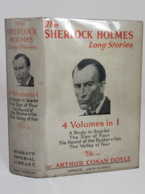 Sherlock Holmes Longer Stories