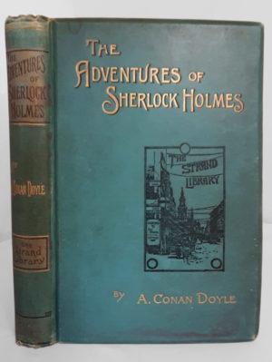 Conan Doyle Memoirs of Sherlock Holmes