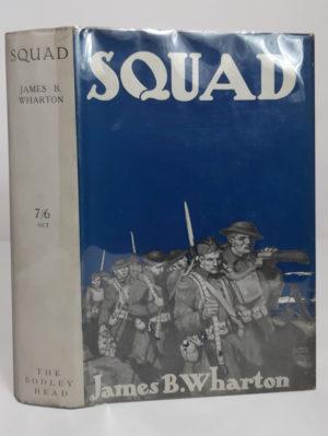 Wharton, Squad
