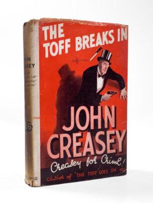 Creasey, Toff Breaks In