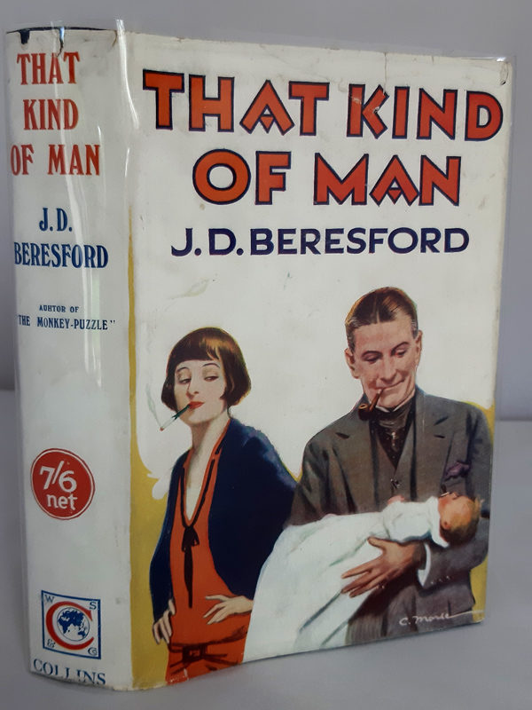 That Kind of Man by JD Beresford