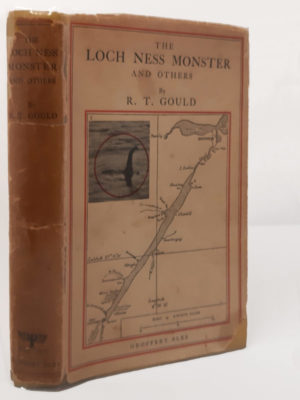 Loch Ness Monster and others by RT Gould
