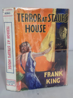 Terror at Staup's House by Frank King
