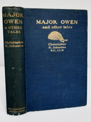 Major Owen and other Tales by Christopher Johnston