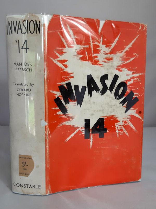 Invasion 14 by Maxence Van Der Meersch