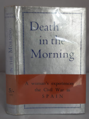 Death in the Morning by Helen Nicholson