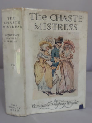 The Chaste Mistress by Constance Hagberg Wright