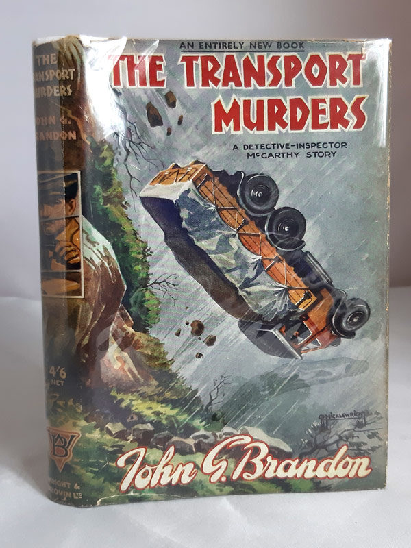 John G Brandon