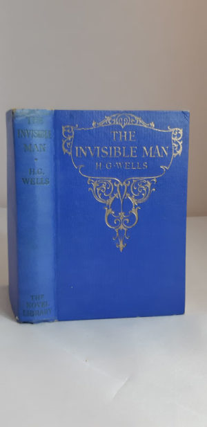 Invisible Man film tie-in issue