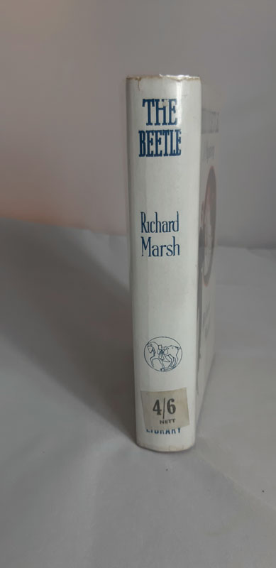 early edition in dust-jacket