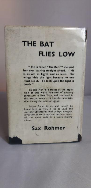 The Bat Flies Low