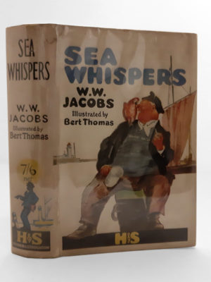 Sea Whispers by WW Jacobs