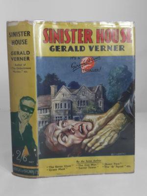 Gerald Verner