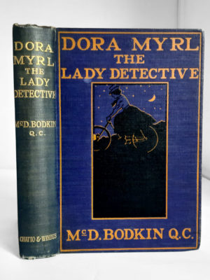 Dora Myrl. The Lady Detective