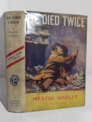 Martin Hadley