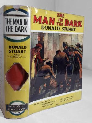 Stuart (Donald) The Man in the Dark.