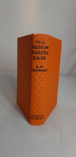 The Judson Murder Case