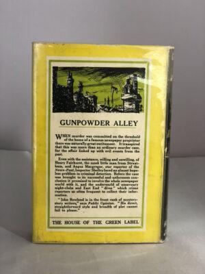 Gunpowder Alley